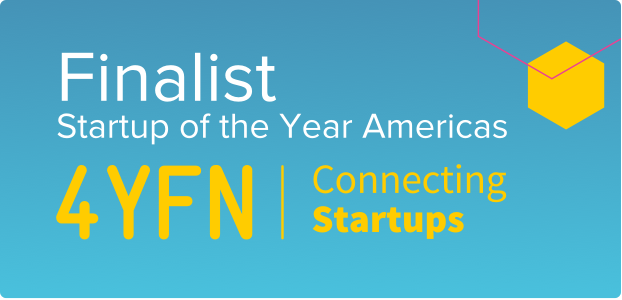 Finalist! Startup of the Year Americas Award at Mobile World Congress