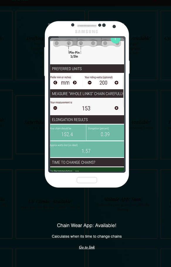 Best Practice: Cycling Apps