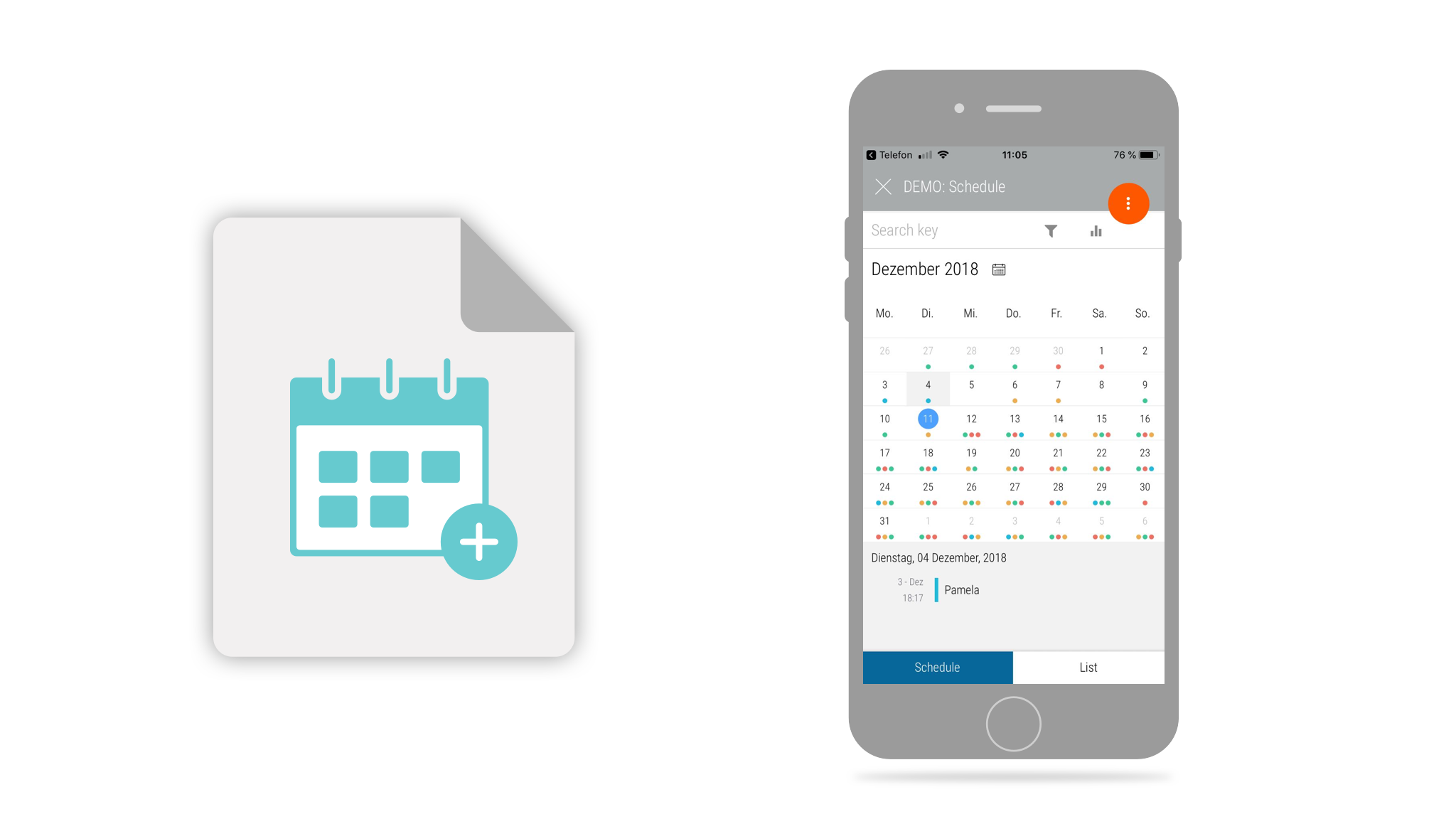 Calendar - new app type fully released