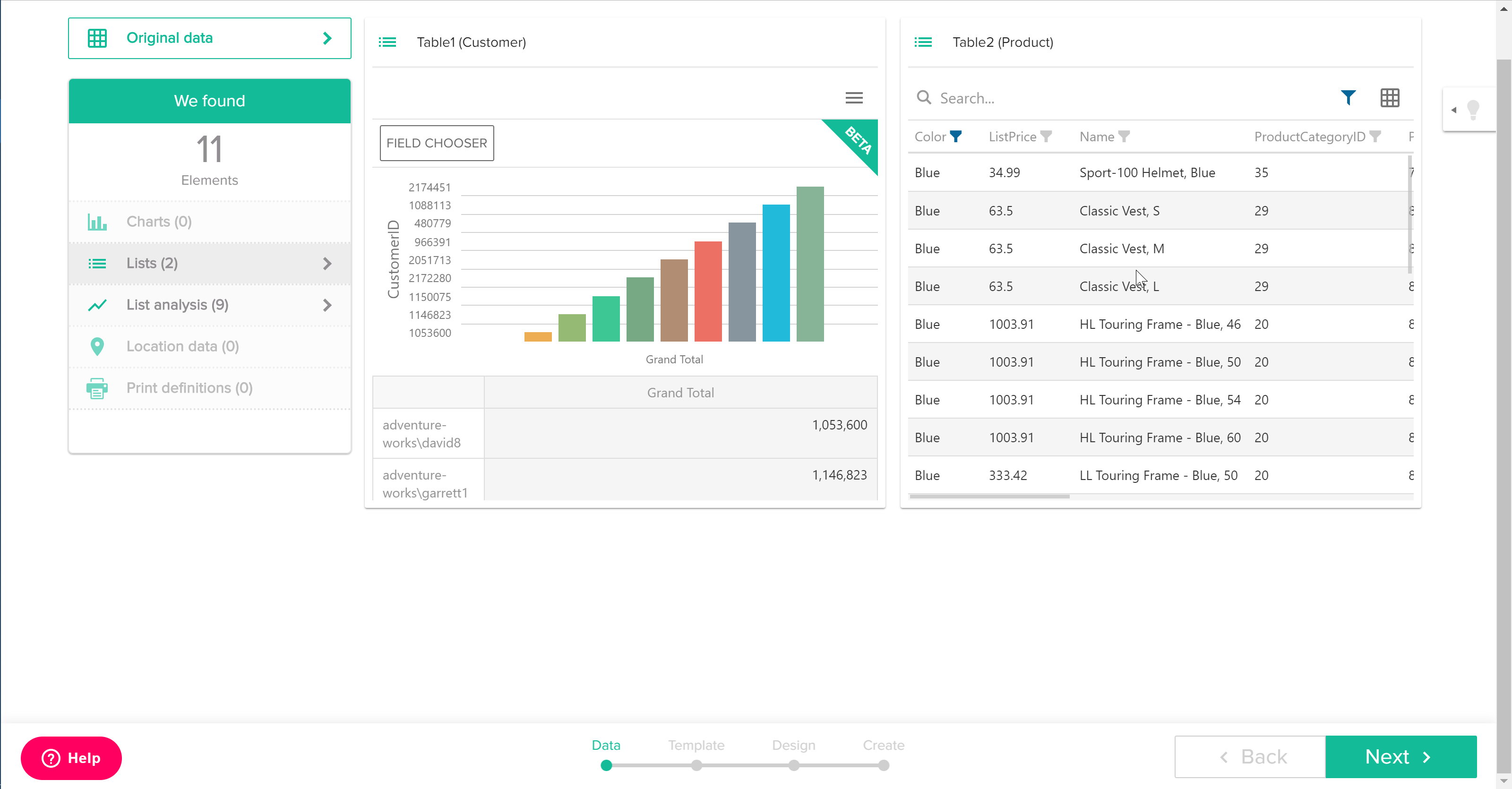 Pivot Grid - Powerful Analytics on Top of Your Data